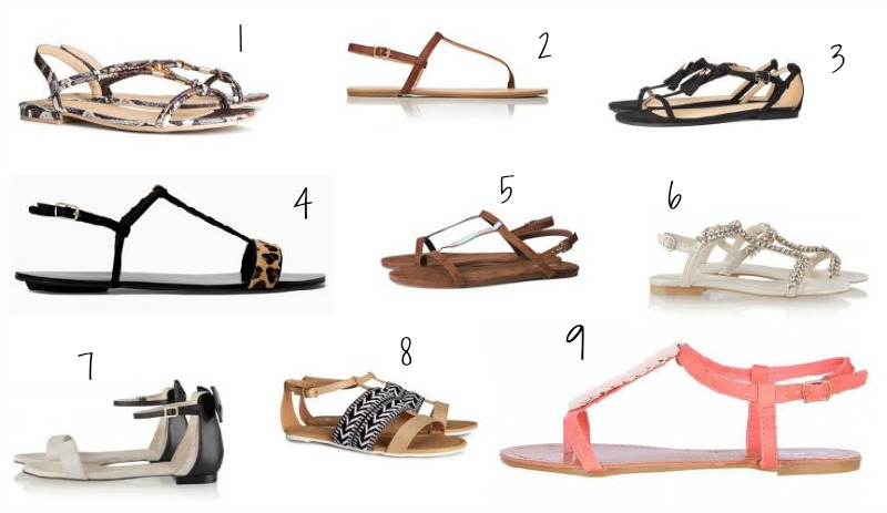 My favorite sandals ohsobeautiful - Zomer keuken steen ...