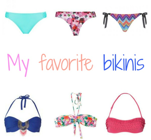 Bikini's 2014