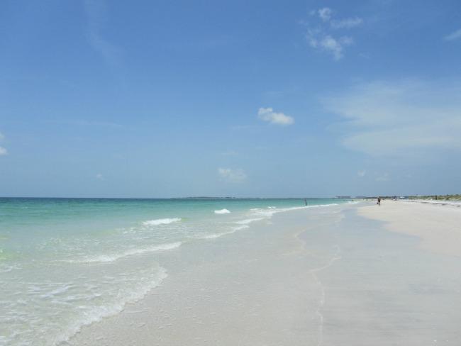 Florida dag 1 & 2
