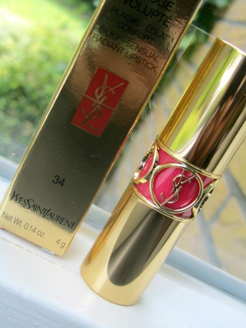 Yves Saint Laurent Rouge Voluptè - 34 Rose Asarine