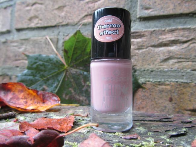 Essence Hello Autumn thermo nagellak #04