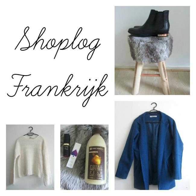 Shoplog Frankrijk