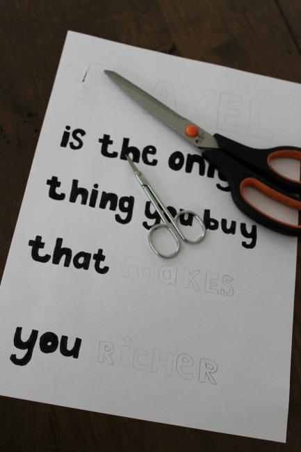 Quote DIY
