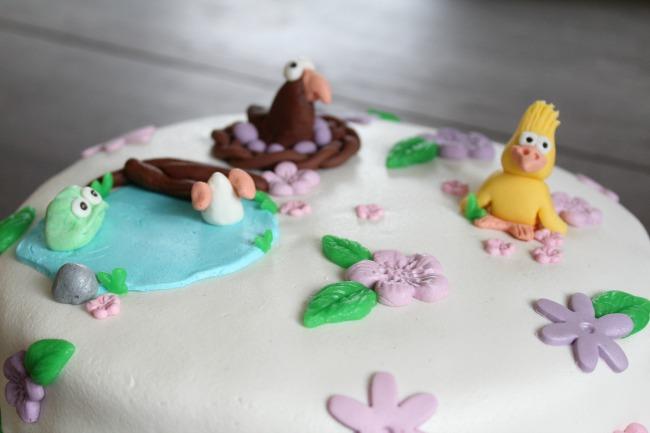 Lente taart