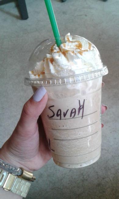 The sweet life of Sarah