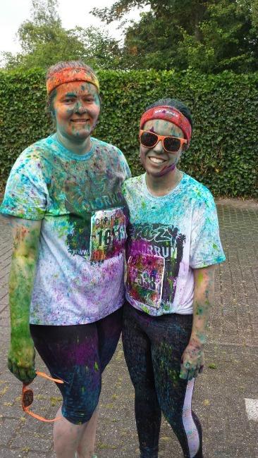 Crazy Color Run Leeuwarden