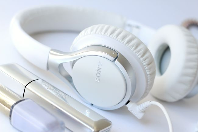 Sony MDR-10RC Wired Stereo headset