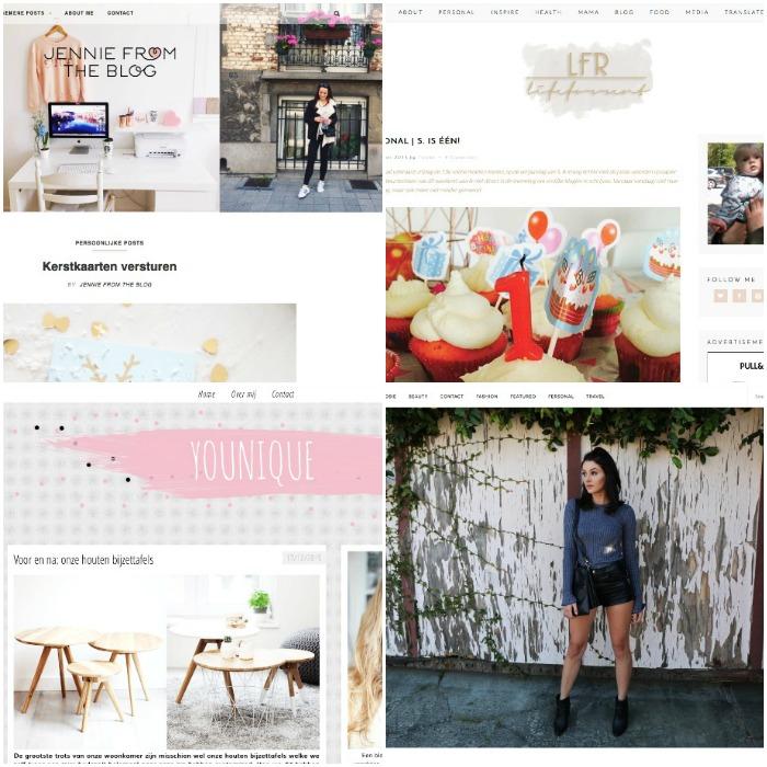 Blog favorites