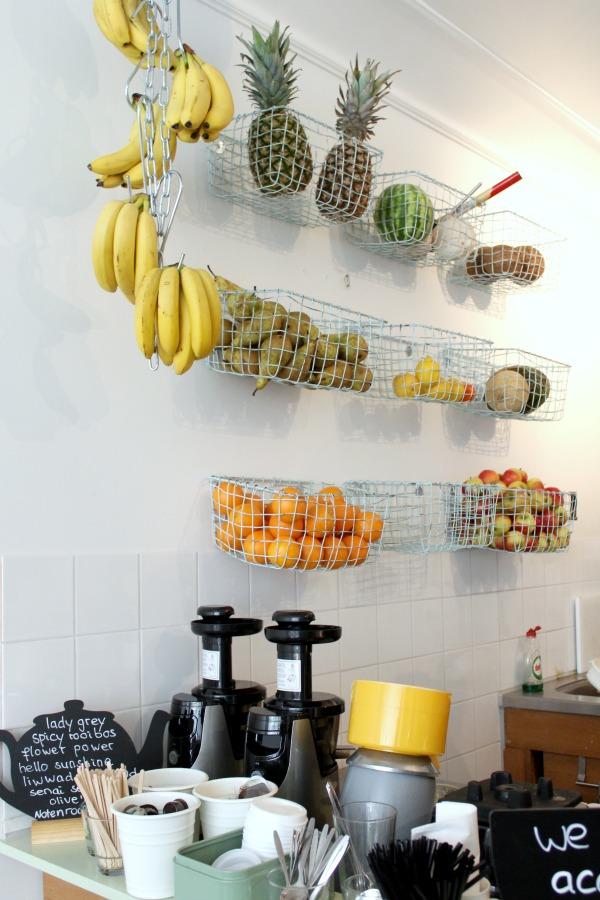 Fruitbar SIS in Leeuwarden